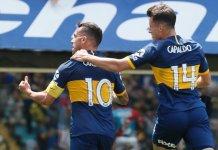 Boca le gana a Arsenal
