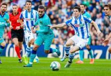 Barcelona empató con Real Sociedad