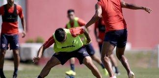 Práctica de Independiente