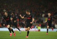 Atlético de Madrid a cuartos