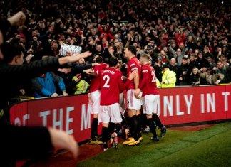Manchester United ganó el clásico