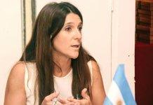 Inés Arrondo anunció salvataje para clubes