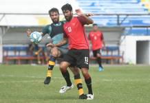 Sebastián Abreu y la vuelta a los entrenamientos