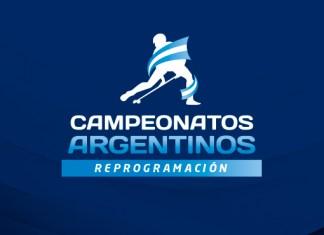 Reprogramación Argentinos de hockey