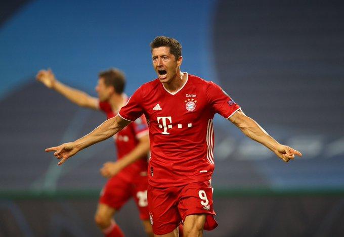 Bayern Munich y Robert Lewandowski van por récords