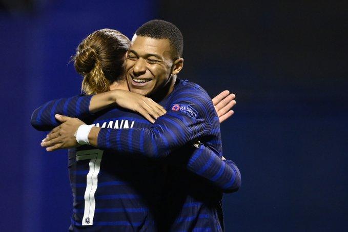 Francia ganó