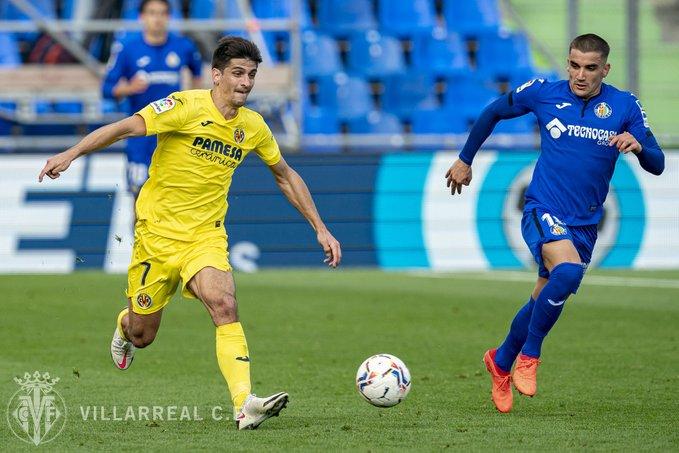 Villarreal le ganó a Getafe