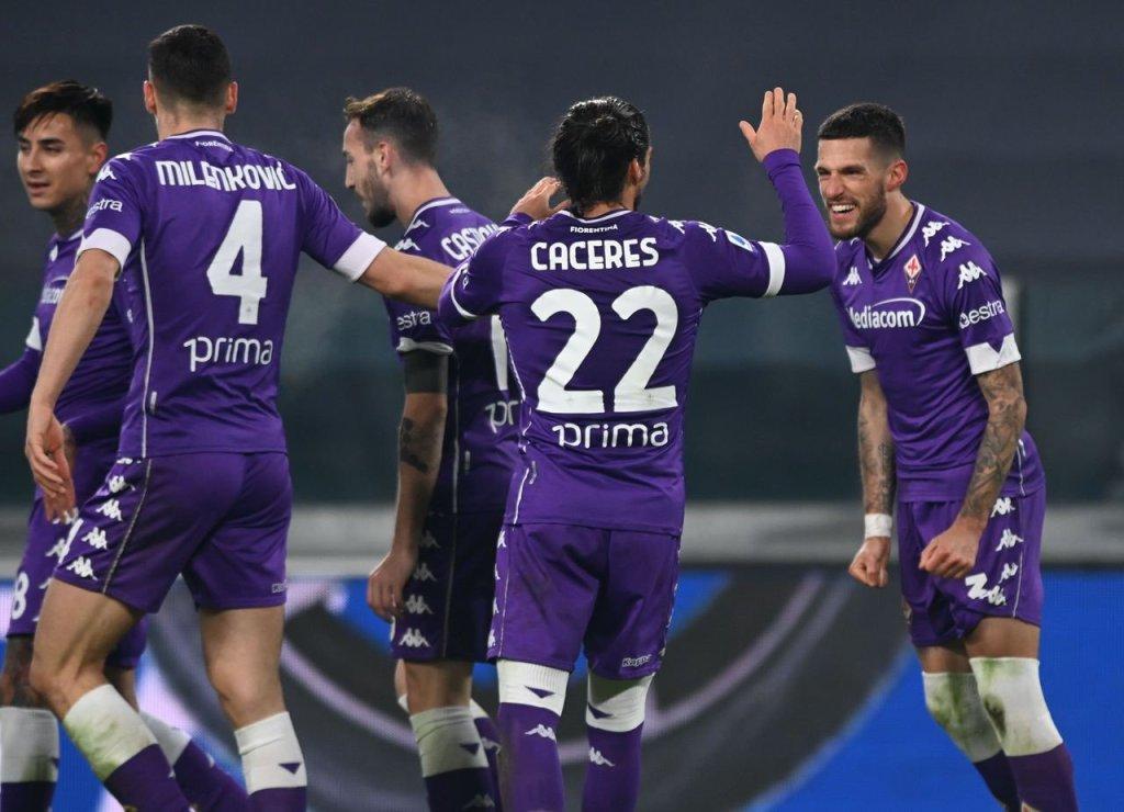 Ganó Fiorentina