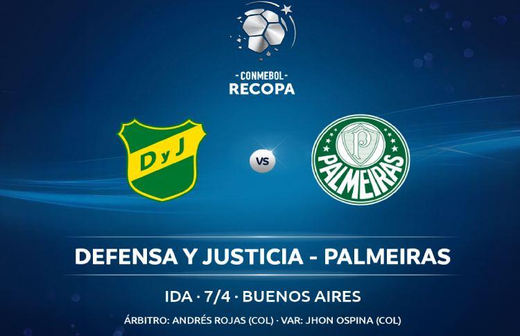Final Recopa Sudamericana