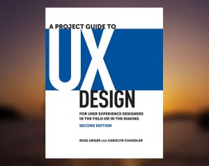 Book: Project guide to UX design