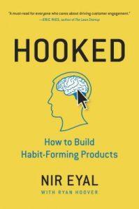 Book: Hooked, How to build habit forming products