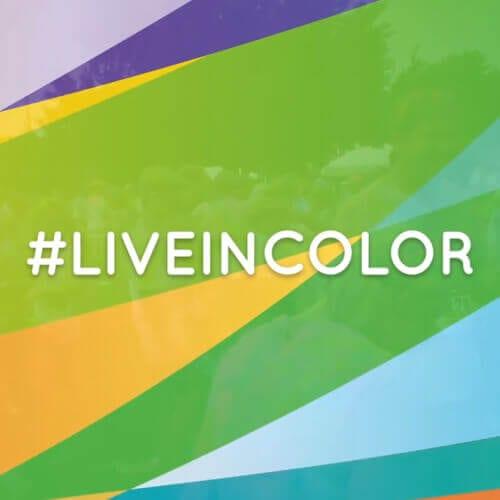 #LiveInColor 5K