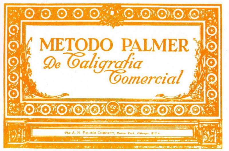 Metodo Palmer De Caligrafia Comercial  IAMPETH site