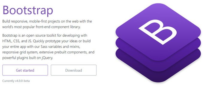 Bootstrap 4 Beta - 15 Interesting JavaScript and CSS Libraries for September 2017