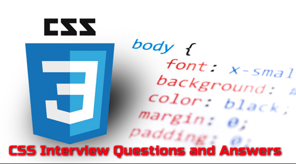 css interview questions answers - Interview Question And Answers