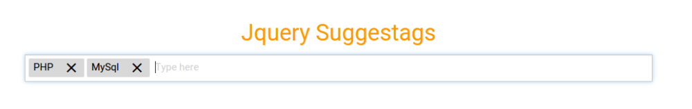jquery-suggest-tags