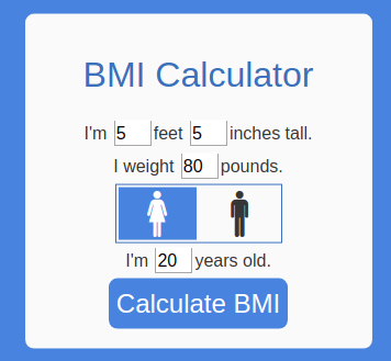 20+ BMI Calculator Script - 𝖎𝖆𝖒𝖗𝖔𝖍𝖎𝖙 𝖎𝖓