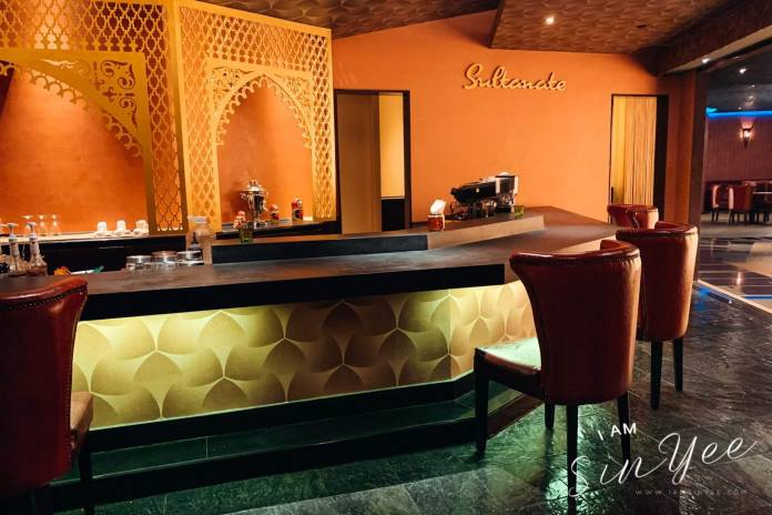 The Sultanate Restaurant Renaissance Hotel