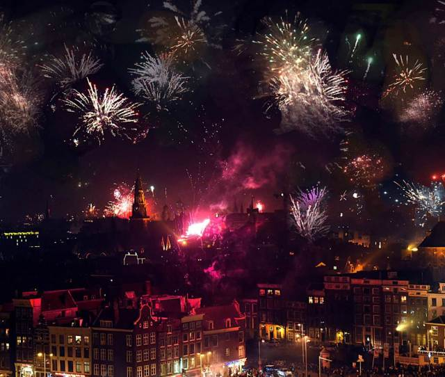 New Years Eve Party Amsterdam