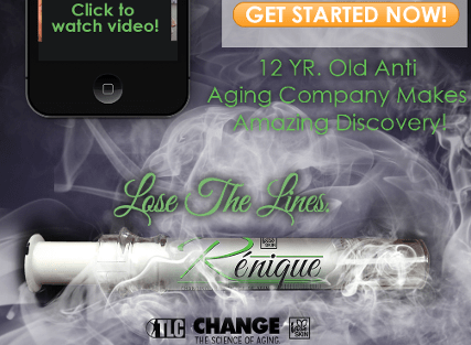 12 Yr. Old Company Anti-Aging Amazing Discovery