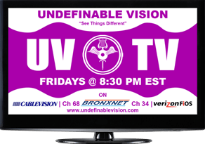 Watch Undefinable Vision TV
