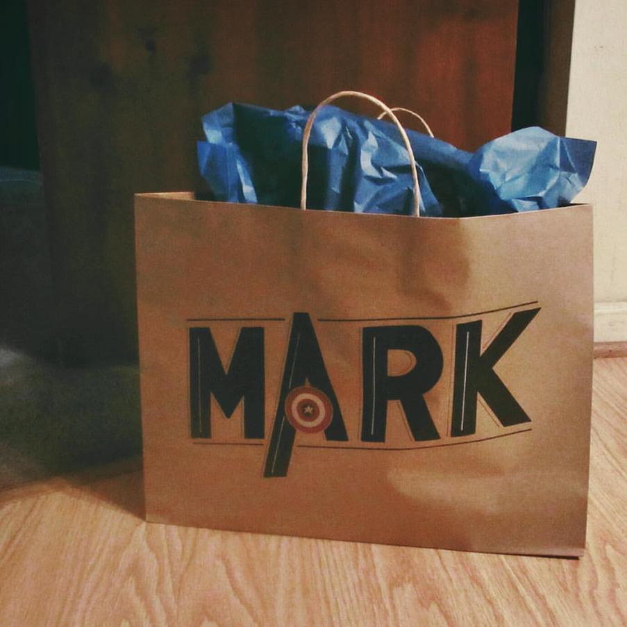 lettering-mark