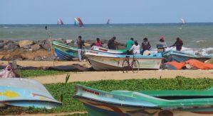 Strand van Negombo