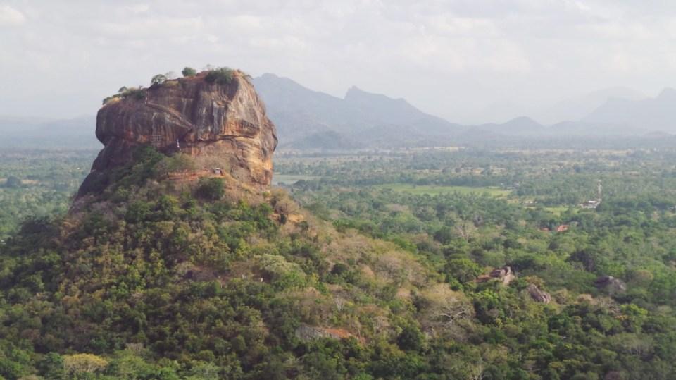 Sri Lanka Sigirya