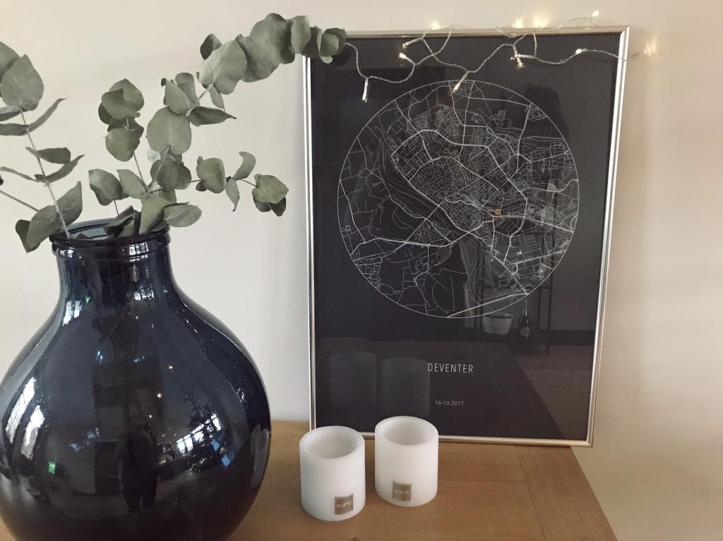 Leuk voor in huis: een Place the Moment-poster (mét 10% korting)!*