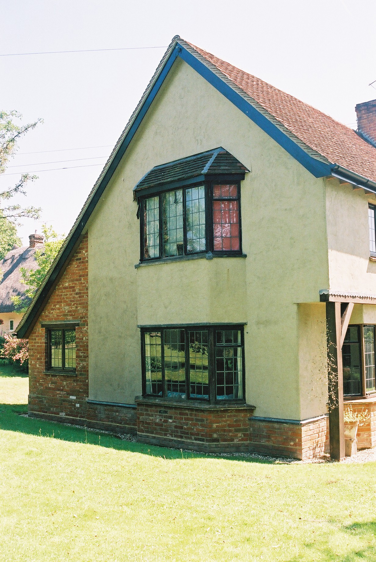 Parsonage Downs Great Dunmow  Ian Abrams Architect