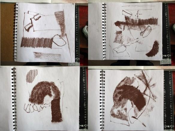 sketchbook 26th April