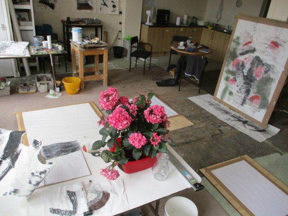 Studio mid August