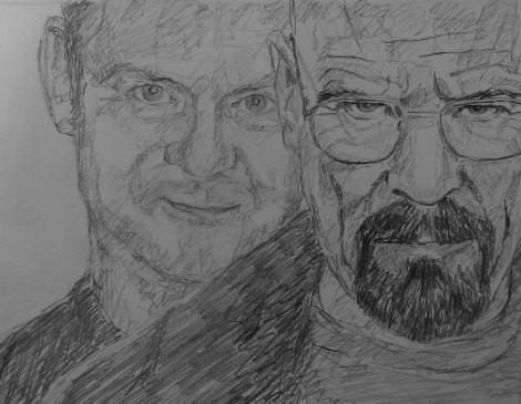 paul and walter
