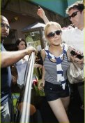 Lindsay Lohan iPhone aaargh