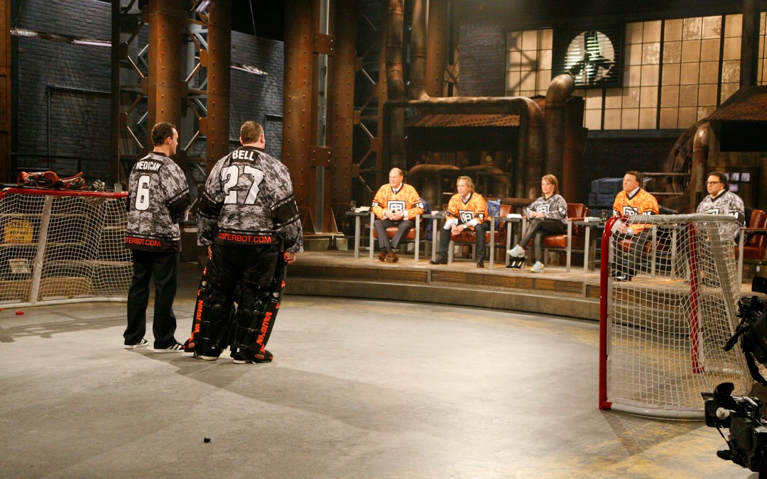 How I Survived Dragons' Den and Lived to Tell About It