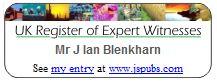 UK Register of Expert Witnesses