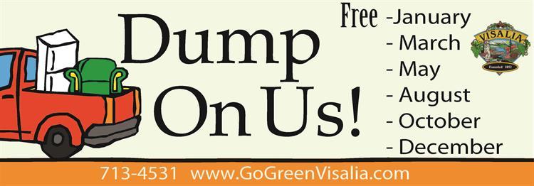 Dump On Us?