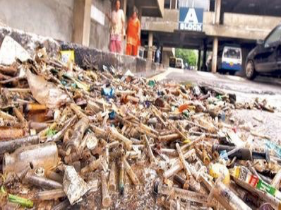 Clinical waste disposal in India - how bad can they get?