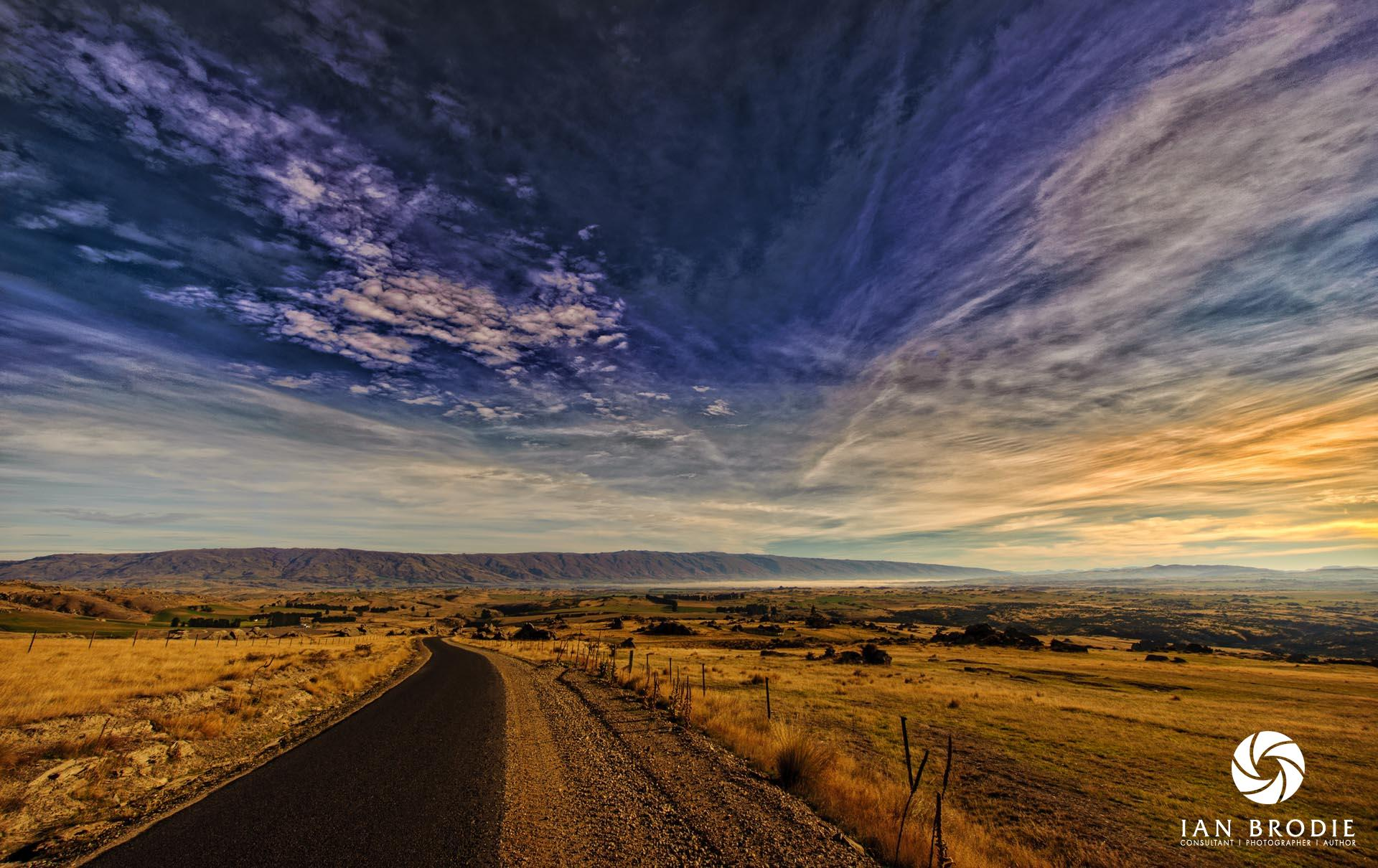 On the Road - New Zealand.