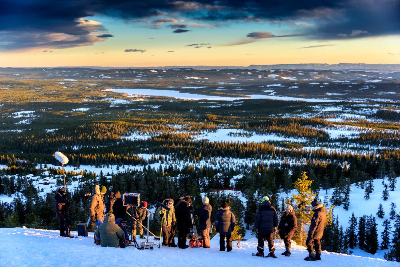 Set Life, On Set, Unit Stills, Birkebeinerne, Norway