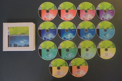 Congress of Quantum Masters II - DVDs