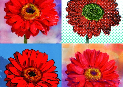 OnePoint Patient Care Gerbera Daisies