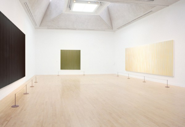 Turner Prize Exhibition Tate London 1991 Ian