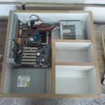 Casemodding PC mit Verstärker und Subwoofer