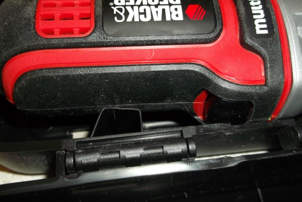 Test Multievo MT18K Black+Decker
