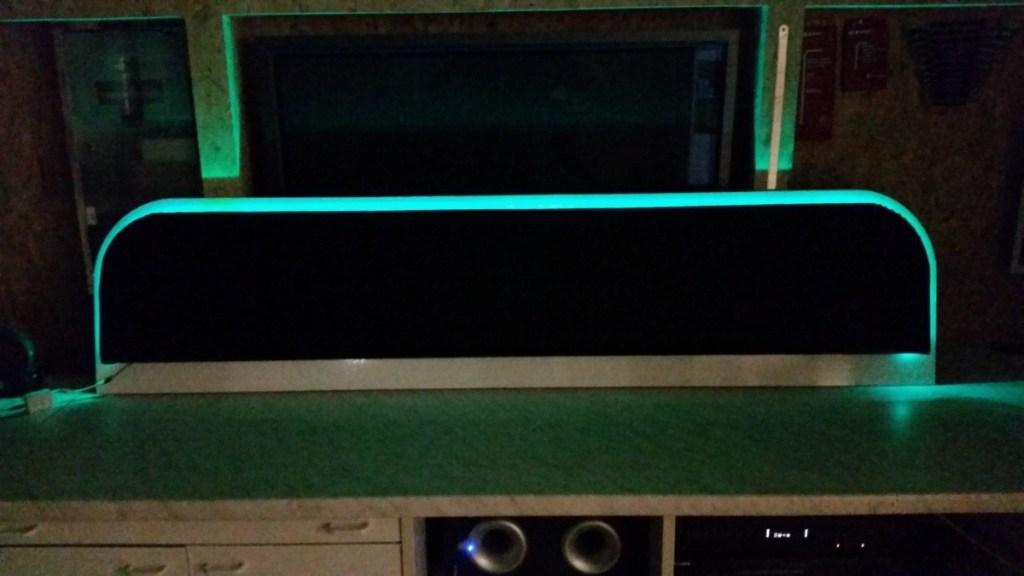 ettkopf mit RGB-LED