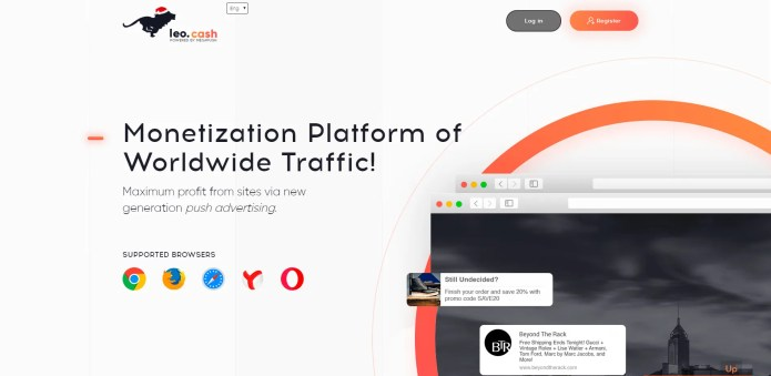 Monetize Your Website with Push Notifications Instead of Annoying Your Readers with Banners