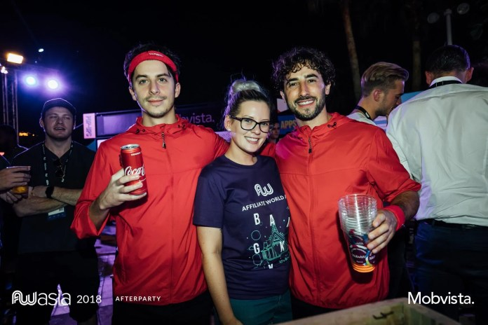 How Local Affiliate Drinks Turned into International Meetups which Turned into a Beast of a Conference