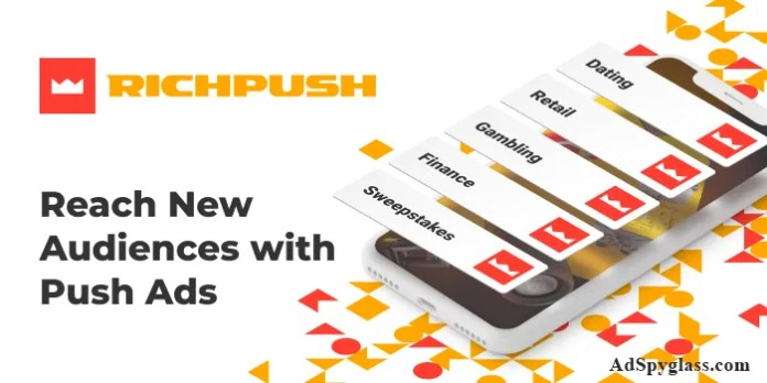 RichPush Case Study: Dating Smartlink Results and my Ad Campaign Setup