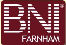 The BNI Farnham Logo